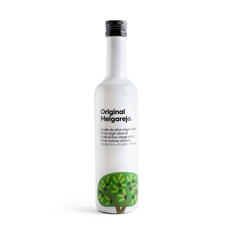 Melgarejo Picual Original. 375 ml., 1 ud