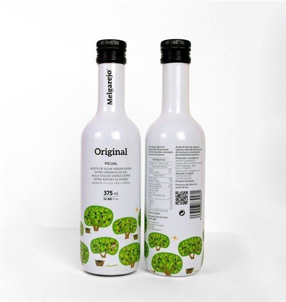 Melgarejo Picual Original. 375 ml.