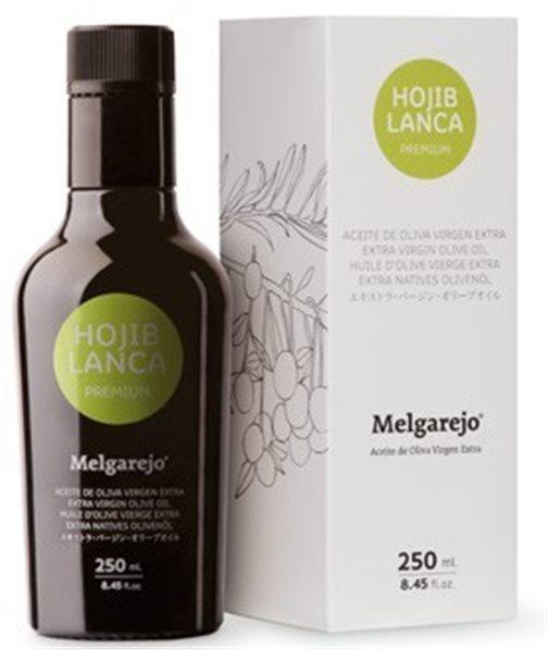 Melgarejo Premium. Aceite de oliva Hojiblanca 250ML
