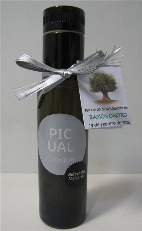 Melgarejo. Aceite de Oliva Virgen Extra Picual 100 ML