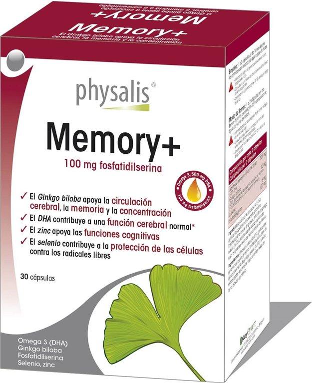 Memory+, 30 gr