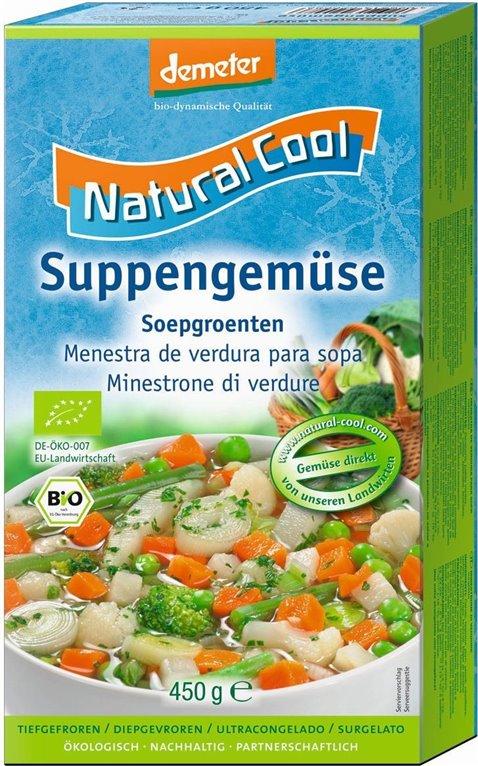 Menestra de verdura para sopa, 1 ud
