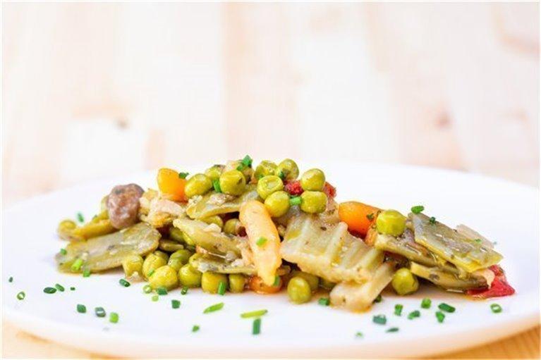 Menestra de verduras de temporada, 1 ud