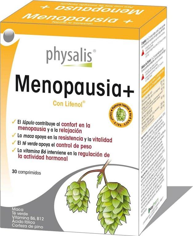 Menopausia+, 30 gr