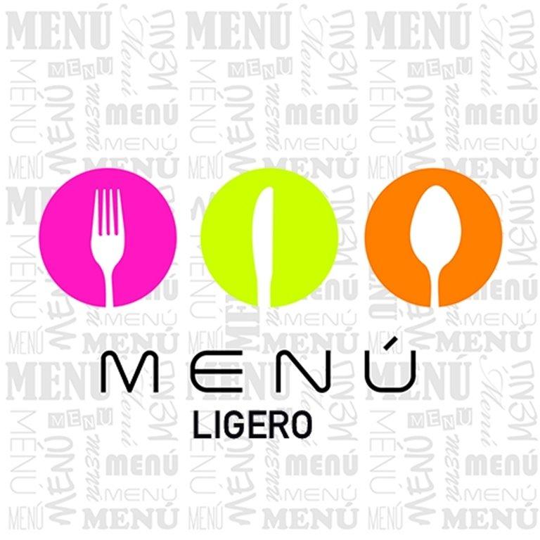 Menú Ligero