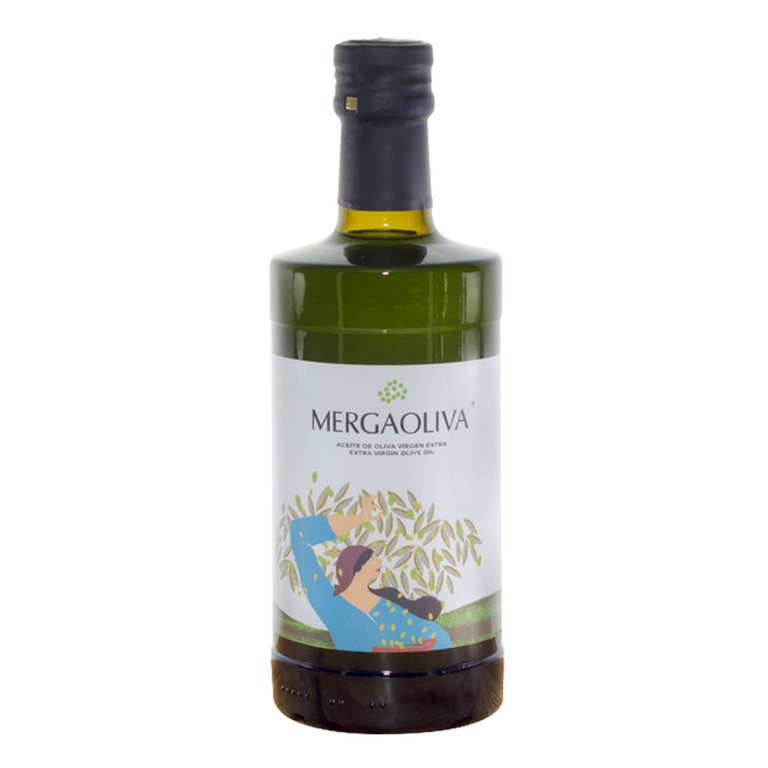 Mergaoliva - Alba - Picual - 6 Botellas 500ml