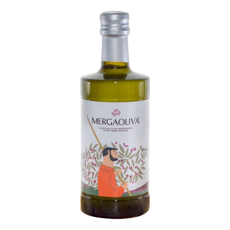 Mergaoliva - Cenit - Picual - 6 Botellas 500 ml