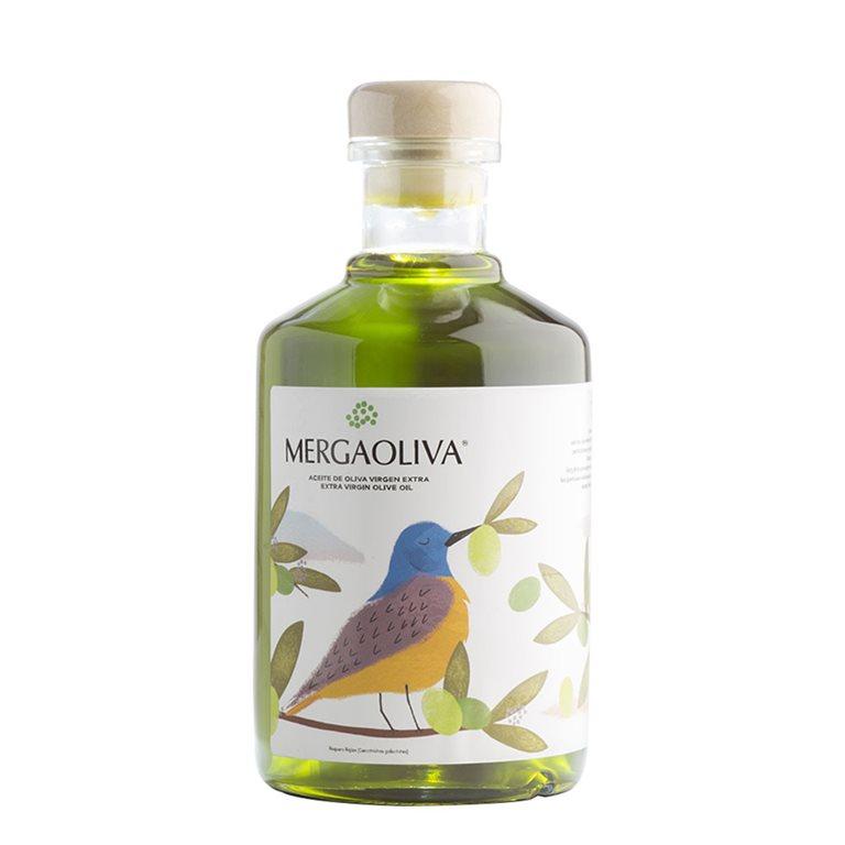 Mergaoliva - Primer día de cosecha - Picual - 12 Botellas 700 ml