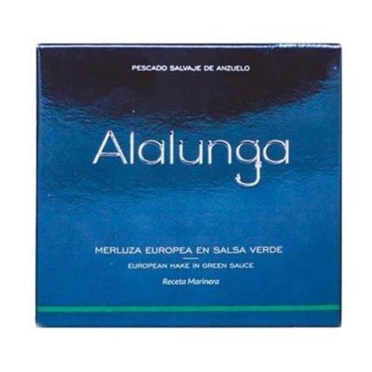 Merluza en salsa verde Alalunga