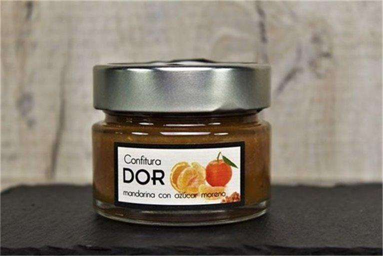 Mermalada de mandarina DOR