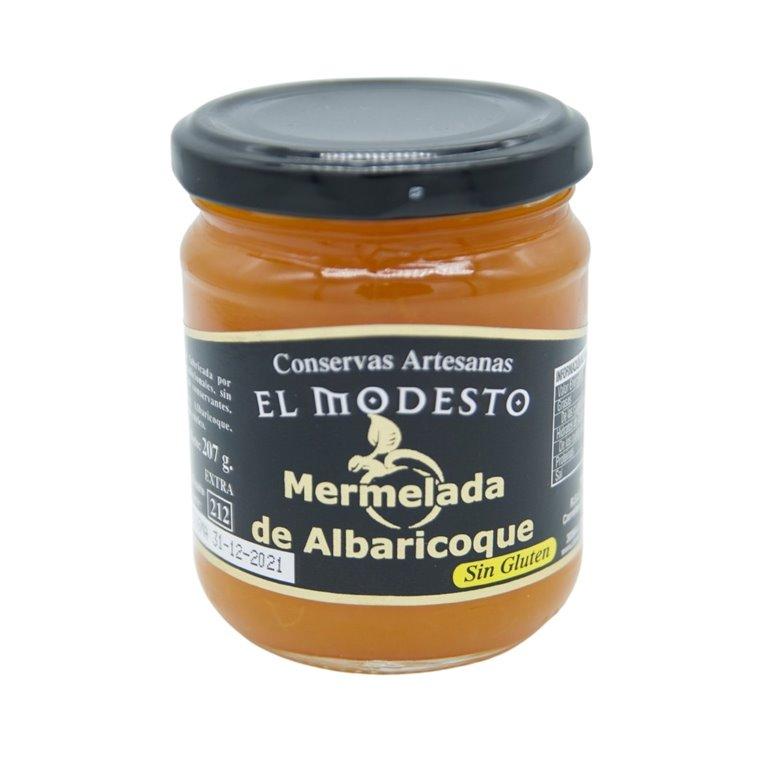 Apricot Jam El Modesto T/C 180 g
