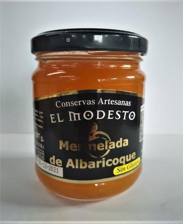Mermelada Albaricoque El Modesto T/C 212 gr