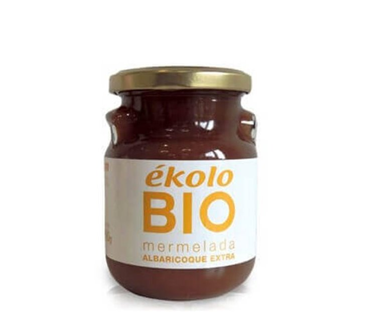 Mermelada de albaricoque - Ékolo