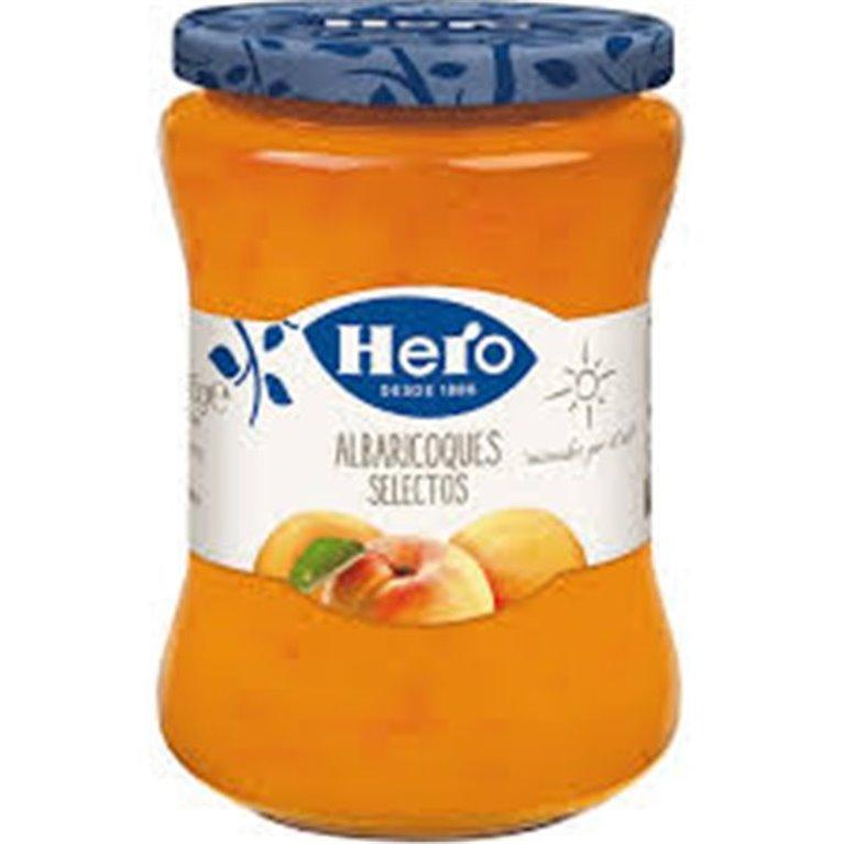 Mermelada de albaricoques selectos - Hero