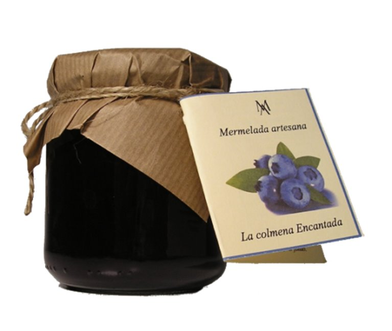 MERMELADA DE ARÁNDANOS