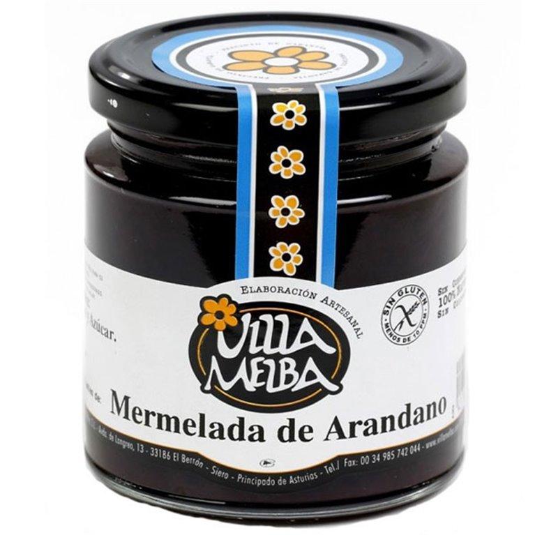 Mermelada De Arándanos Asturias