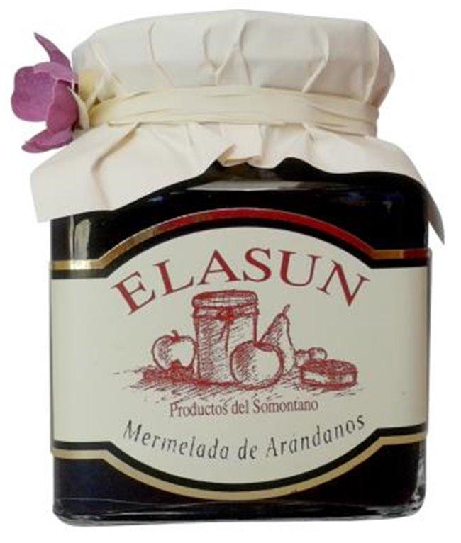 Mermelada de arandanos Elasun, 1 ud