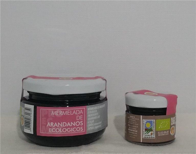 Mermelada de Arandanos