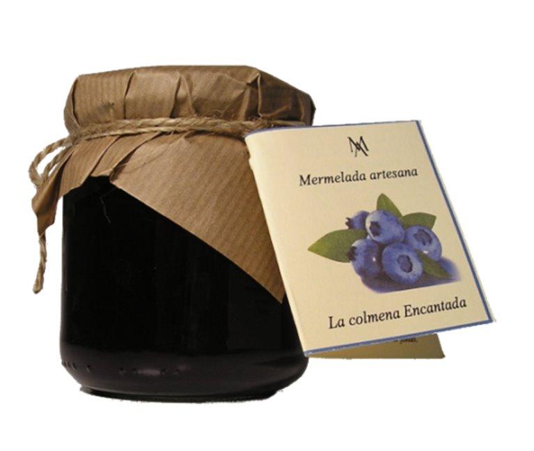 MERMELADA DE ARÁNDANOS (SIN AZÚCAR)