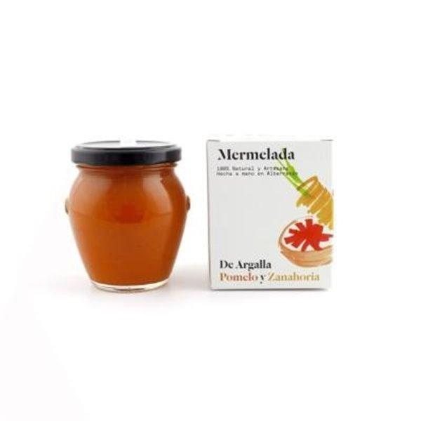 Mermelada De Argalla pomelo y zanahoria