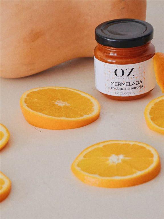 Mermelada de Calabaza con Naranja ECO