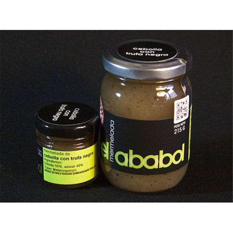 Mermelada de Cebolla con Trufa Negra El Ababol 35 gr., 1 ud