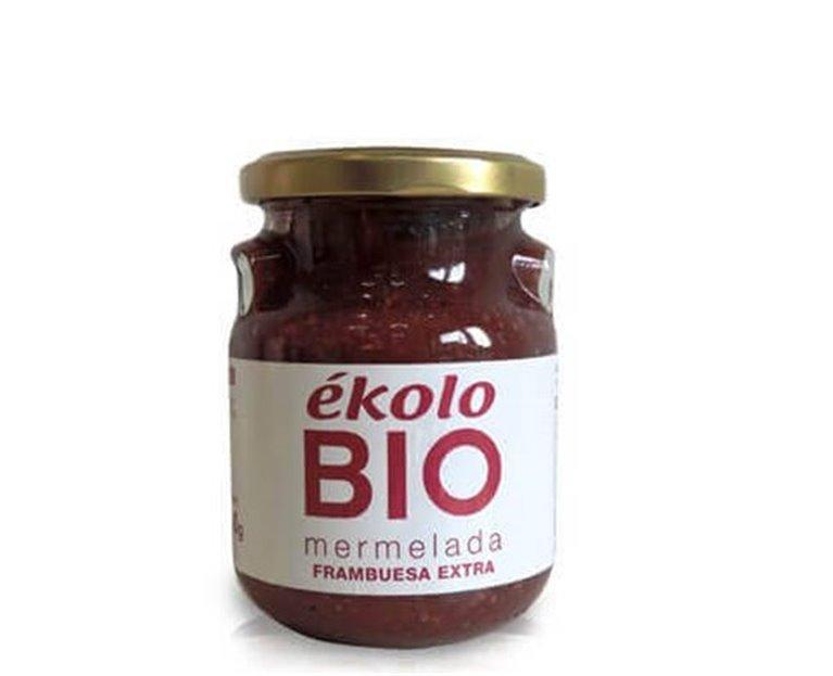 Mermelada de frambuesa - Ékolo