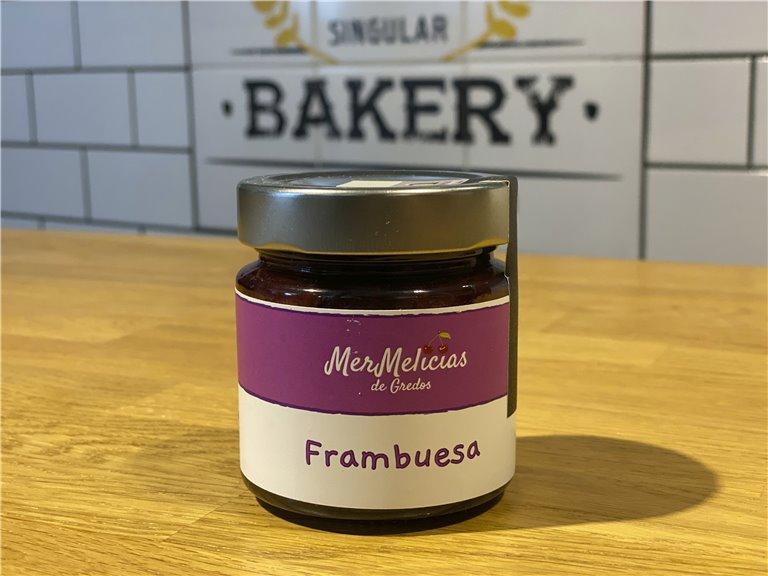 Mermelada de Frambuesa - Mermelicias de Gredos