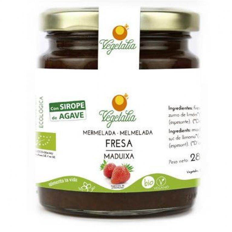 Mermelada de Fresa (Sin Azúcar) Bio 265g, 1 ud