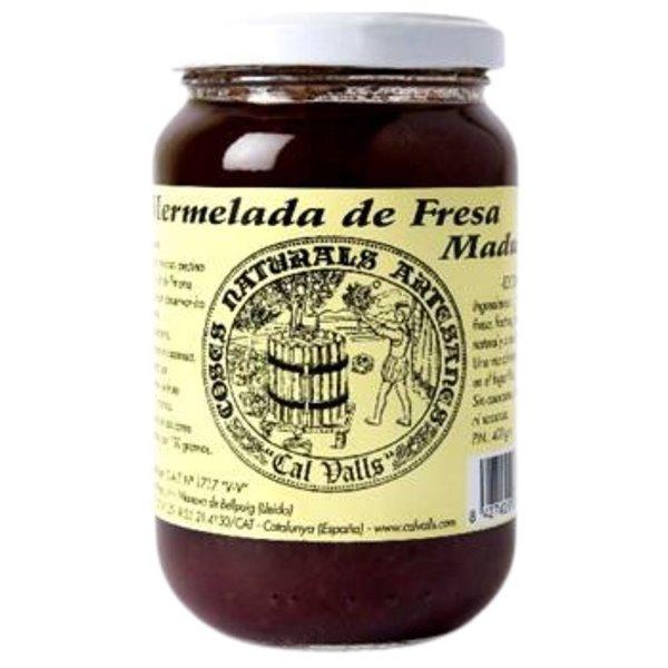 Mermelada de Fresa (Sin Azúcar) Bio 400g