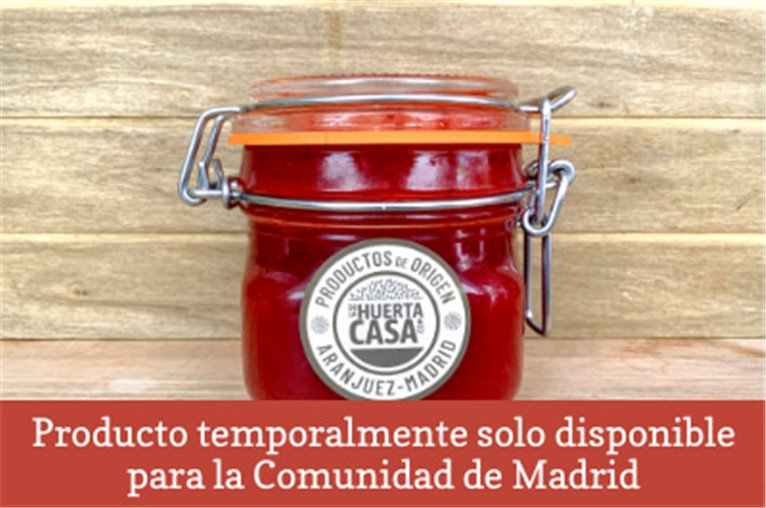 Mermelada de fresas de Aranjuez (310gr)