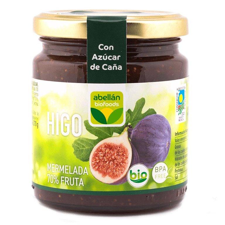 Mermelada de Higo (con azúcar de caña)