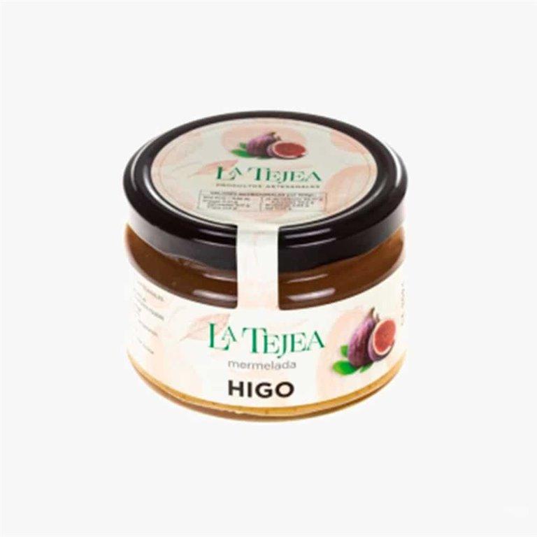 Mermelada de higo blanco 270 g La Tejea
