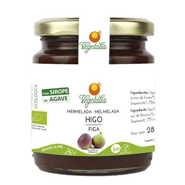 Mermelada de Higo (Sin Azúcar) Bio 265g