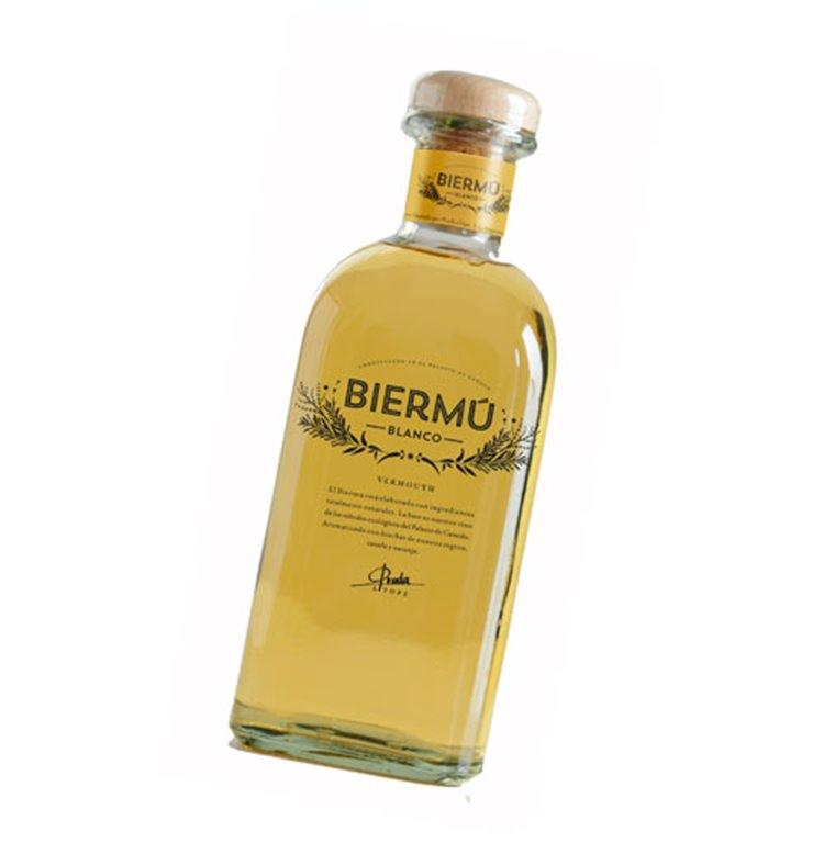 Biermú blanco, 1 ud
