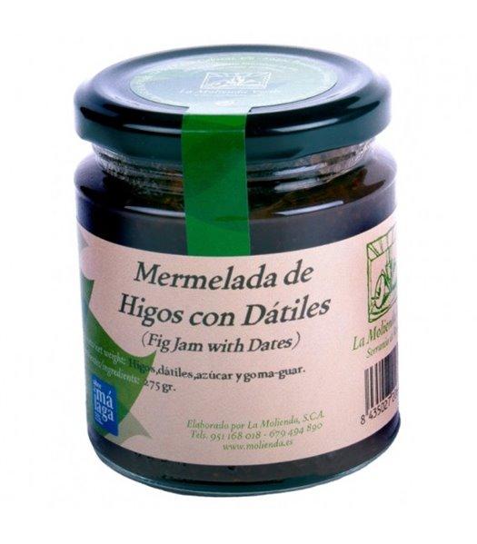Mermelada De Higos Con Dátiles.