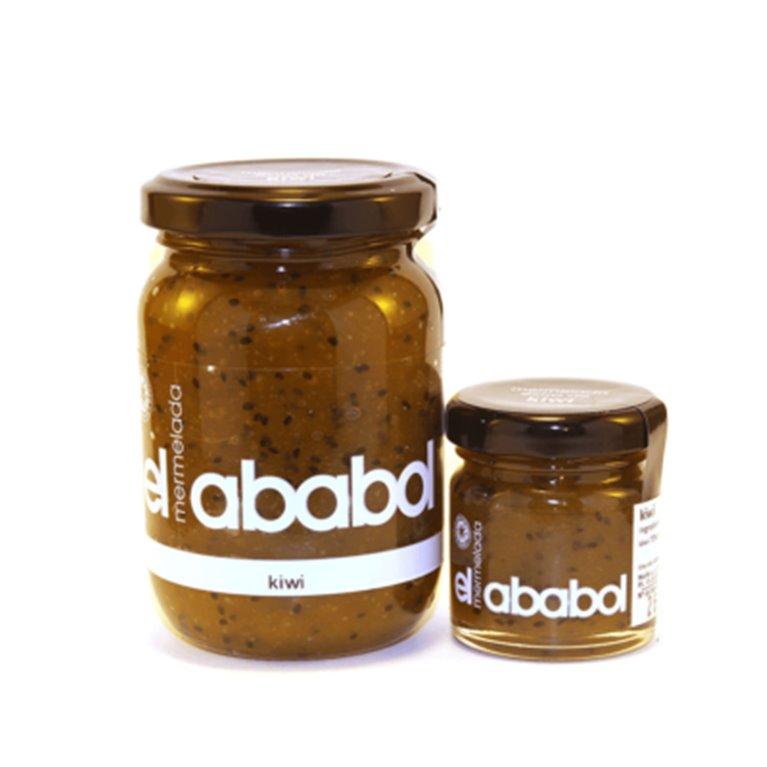 Mermelada de kiwi Ababol