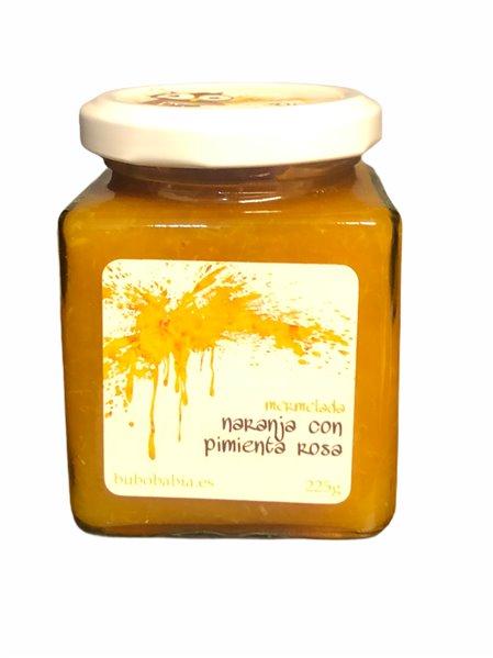 Mermelada de KIWI BUBO BABIA 225 gr