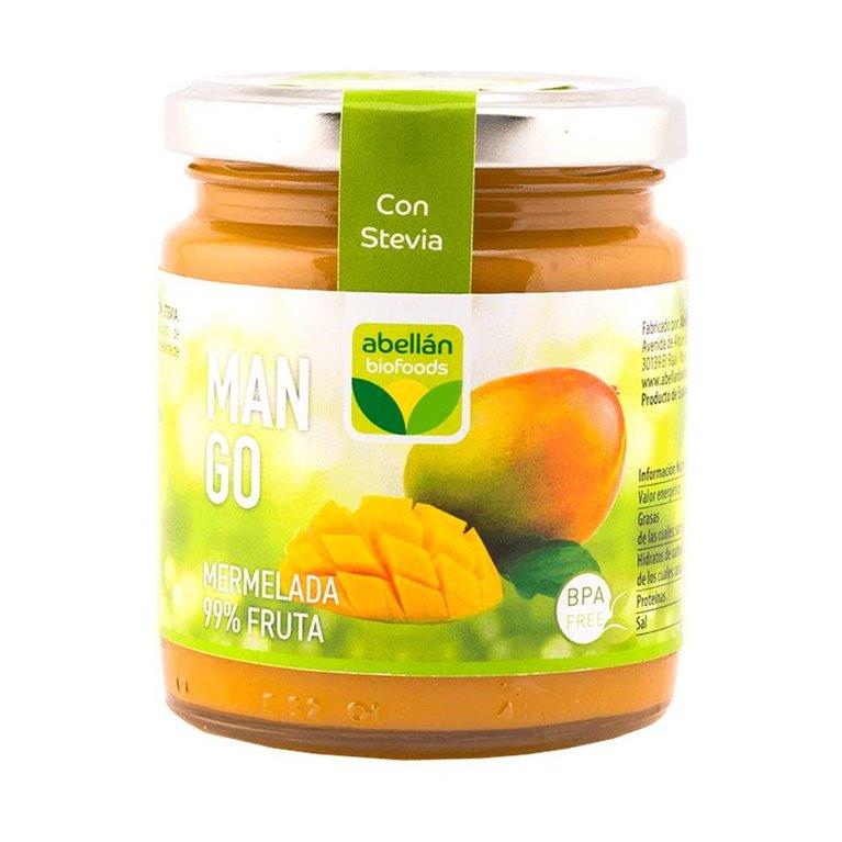 Mermelada de Mango (con stevia)