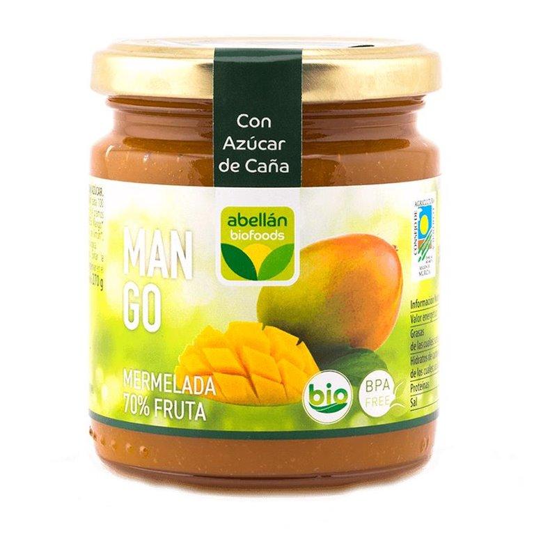 Mermelada de Mango (con azúcar de caña)