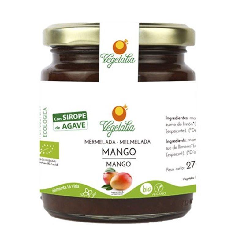 Mermelada de Mango (Sin Azúcar) Bio 265g
