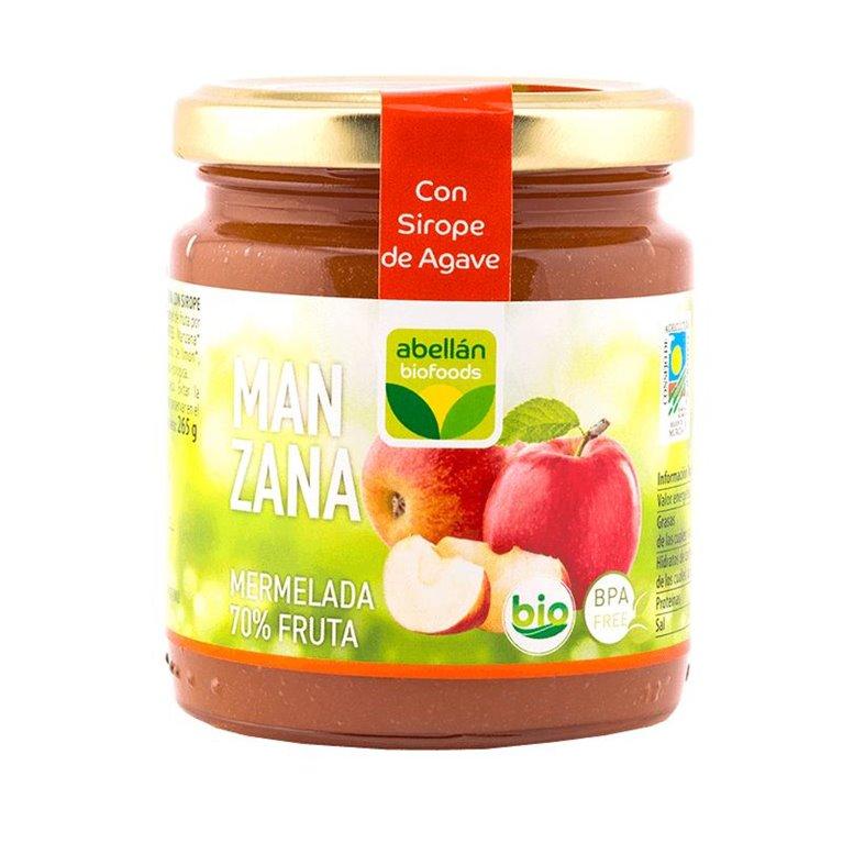Mermelada de Manzana (con sirope de agave)