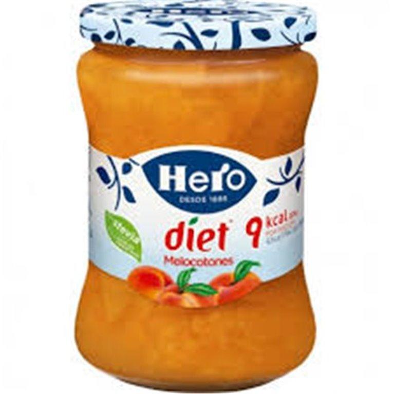 Mermelada de melocotón diet - Hero, 1 ud