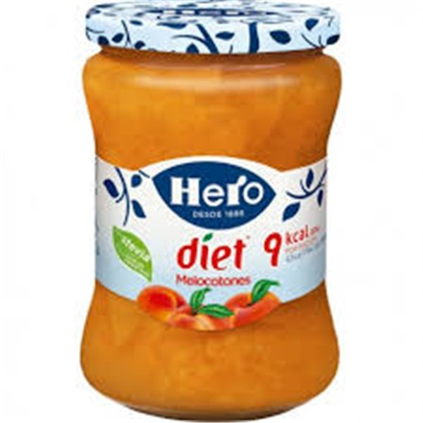 Mermelada de melocotón diet - Hero