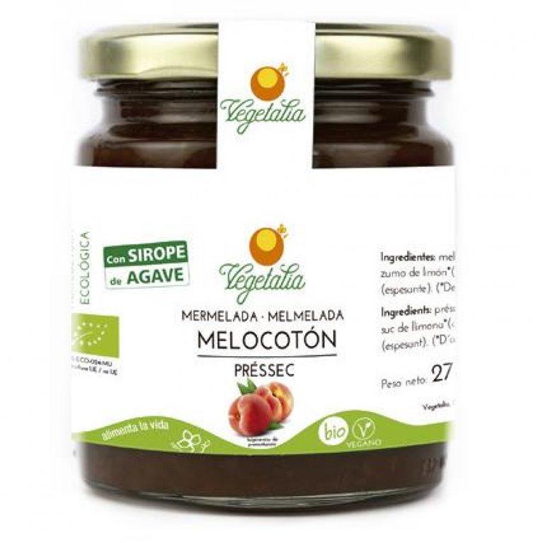 Mermelada de Melocotón (Sin Azúcar) Bio 265g, 1 ud