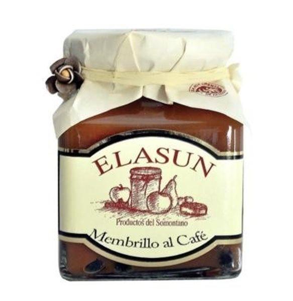 Mermelada de membrillo al café Elasun