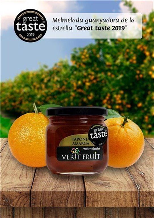 Mermelada de naranja amarga (220 gr)