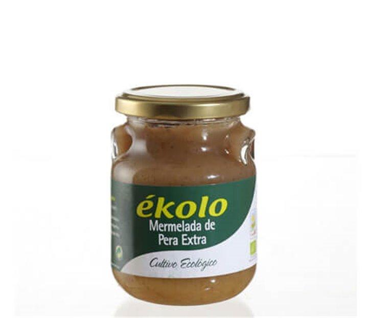 Mermelada De Pera Ecológica, 310 gr