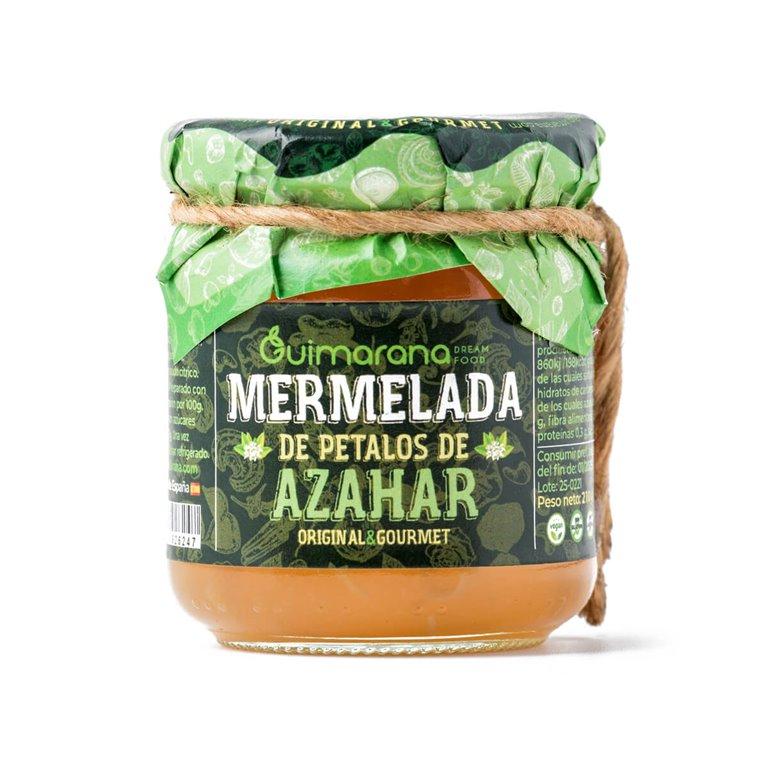Mermelada de Pétalos de Azahar