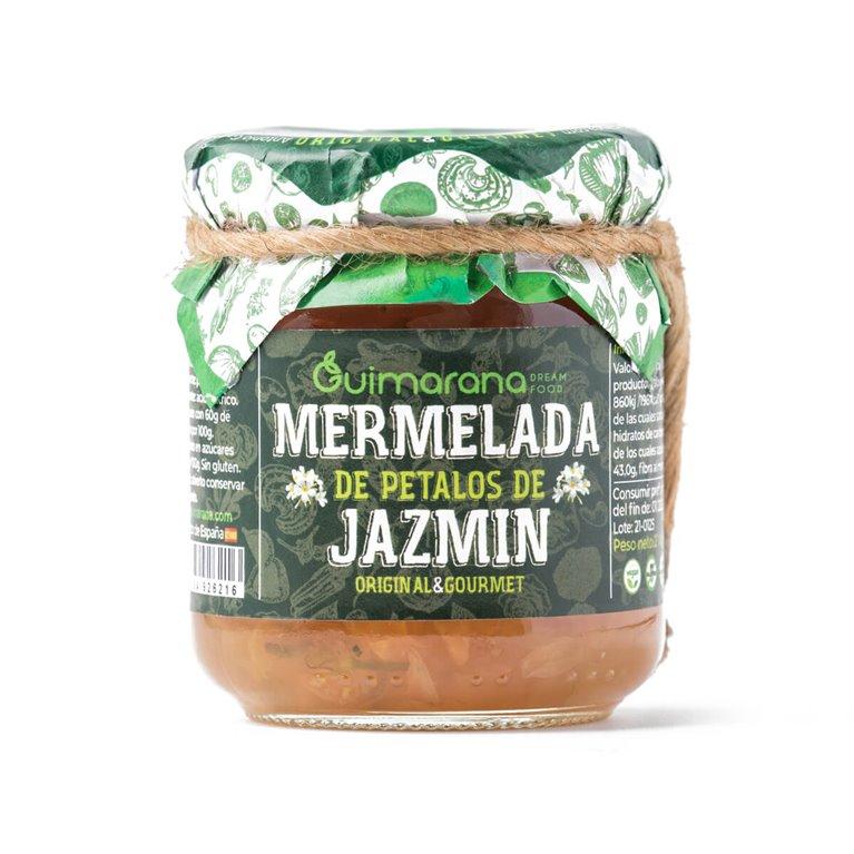 Mermelada de Pétalos de Jazmín